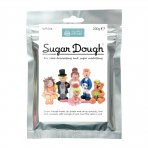 200g Squires Kitchen White Sugar Dough