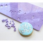 SWEET STAMP - Classic Edition Embossing Set