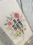 Happy Mothers Day Printed Soft Sugar Sheet
