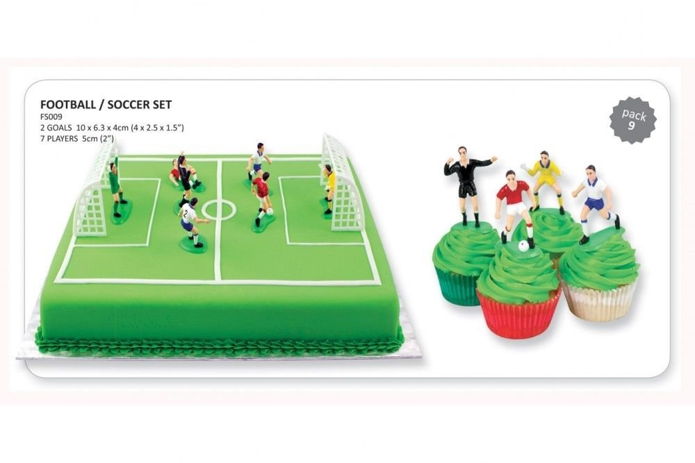 PME Football/Soccer Set of 9