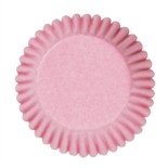 CULPITT Pink Cupcake Cases Pack of 50