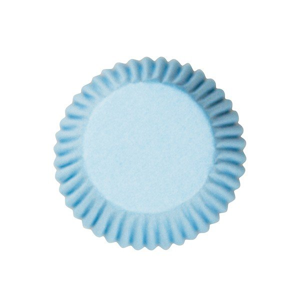 CAKE STAR Pale Blue Bulk Cupcake Cases 50mm Pack of 250