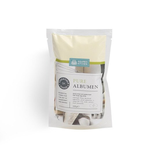 Squires Kitchen Pure Albumen 100g