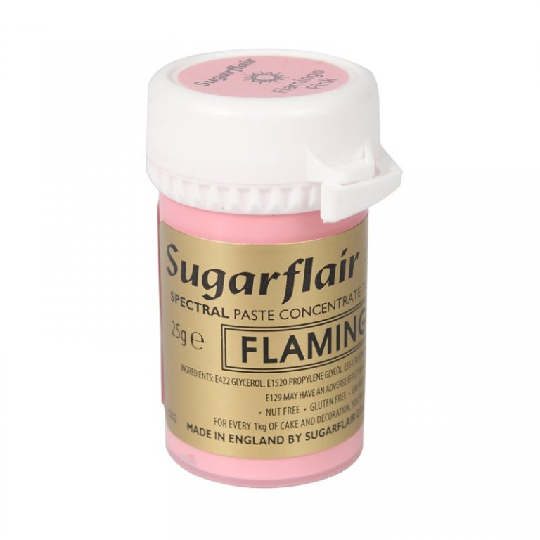 Sugarflair Flamingo Colour Paste