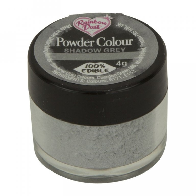 Rainbow Dust Powder Colour - Shadow Grey
