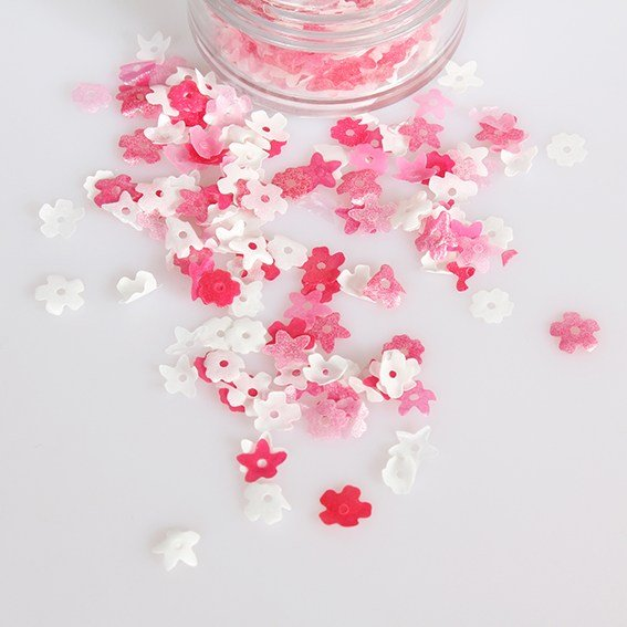 MC Edible Confetti Mini Flowers