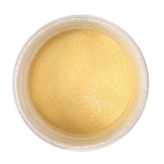 Colour Splash Edible Dust - Pearl Light Gold