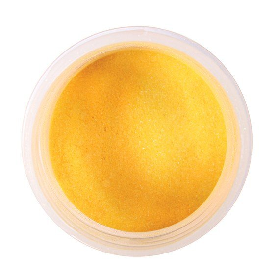 Colour Splash Edible Dust - Pearl Yellow