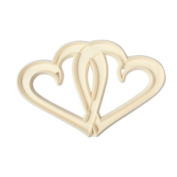 FMM Entwined Hearts Cutter