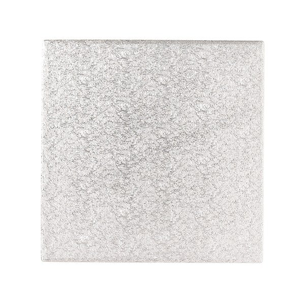 Square Cut Edge Card 12 Inch Pack of 100