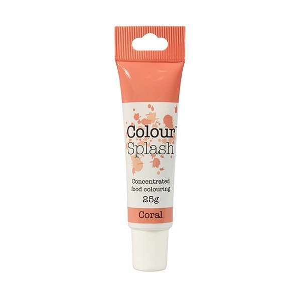 Food Colouring Gel by Colour Splash - Coral