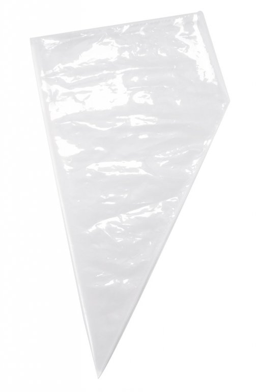 21'' Clear Disposable Piping Bag Pack of 100