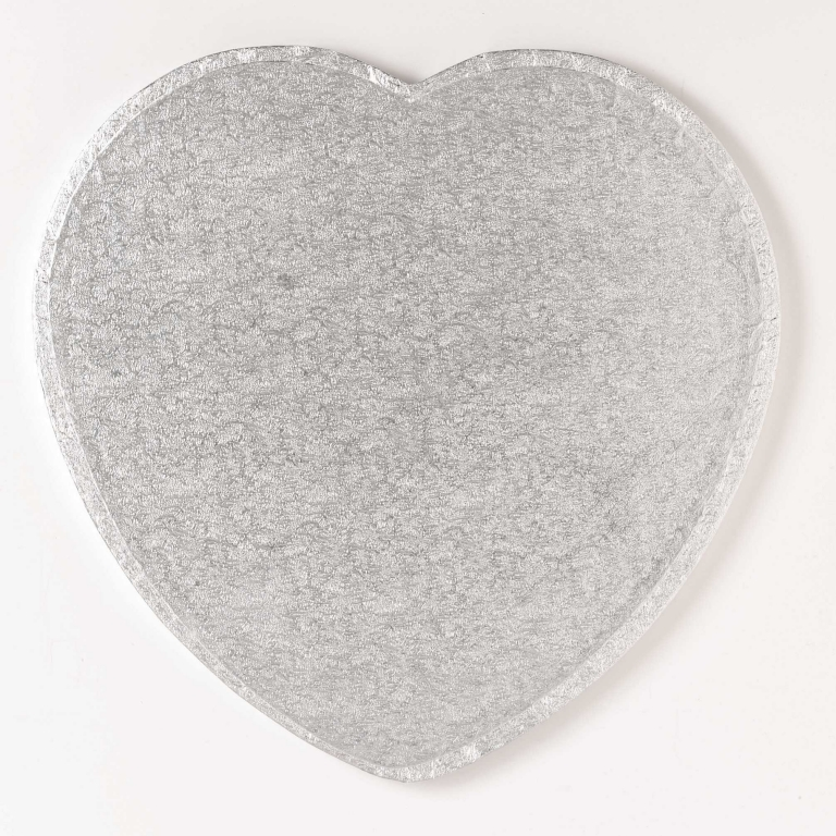 12 Inch Heart Shaped Drum