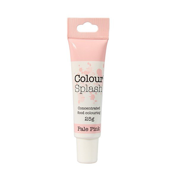 Food Colouring Gel by Colour Splash - Pale Pink