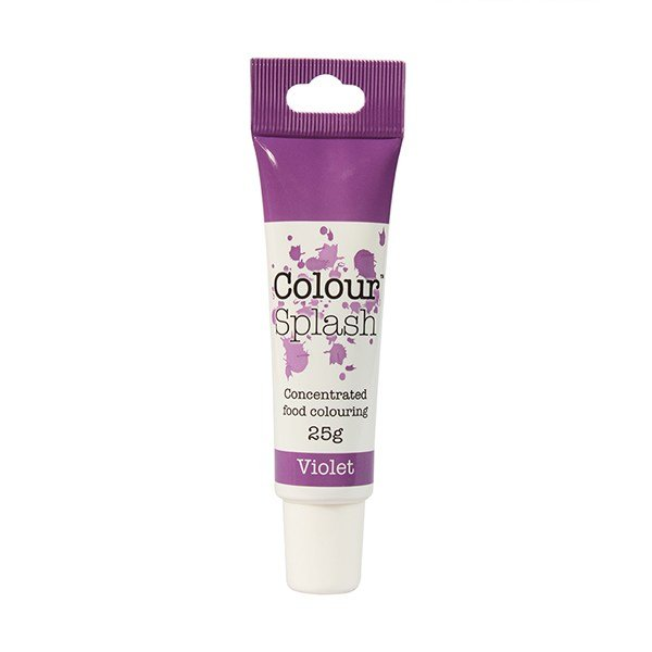 Food Colouring Gel by Colour Splash - Violet