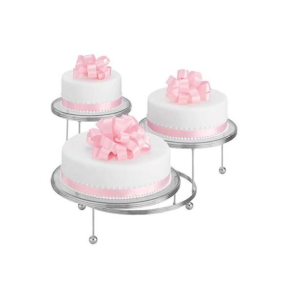 Wilton Cakes 'n' More 3 Tier Cake Stand