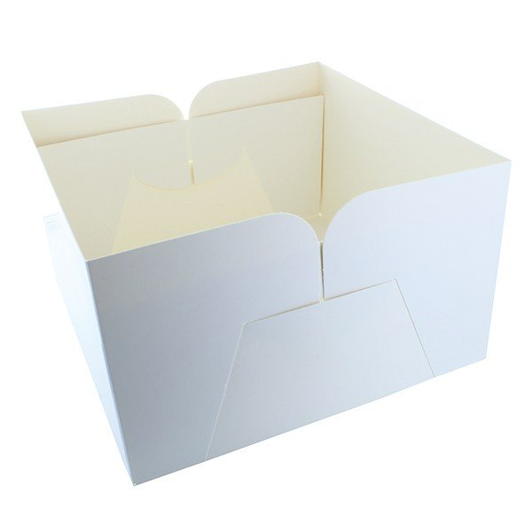 "10"" Cake Boxes BASES ONLY Pack of 50"