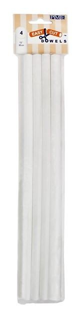 "PME Easy Cut Dowels 12"" - Pack of 4"
