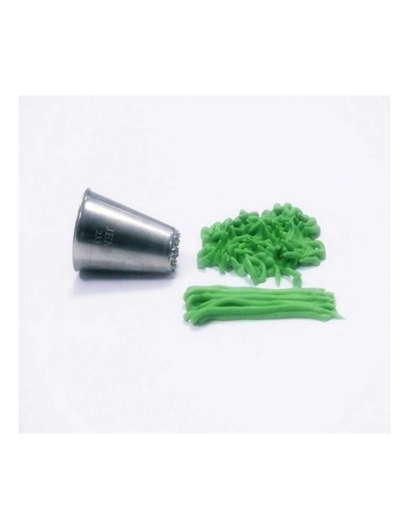 JEM Small Grass / Hair Piping Nozzle NZ233