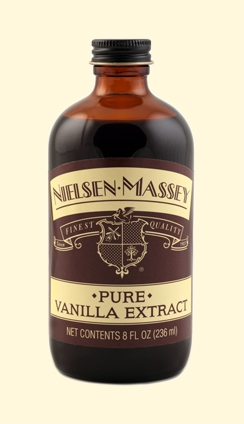 Nielsen Massey Pure Vanilla Extract 60ml